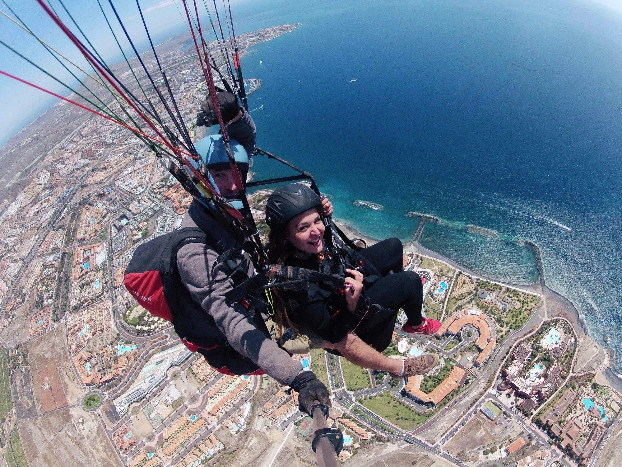 ¡Tenerife desde las alturas!
