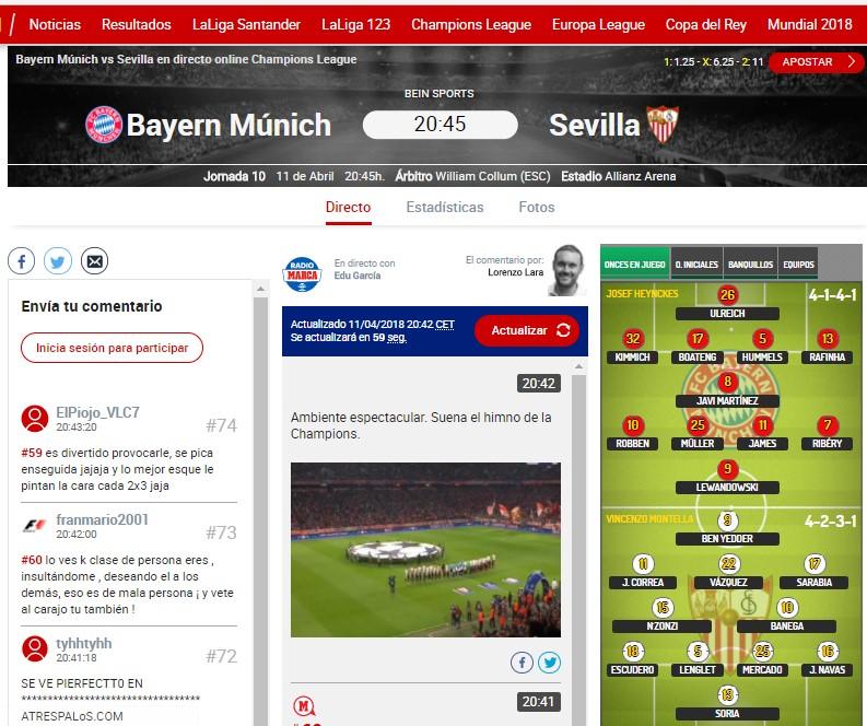 Bayer-Sevilla-directo
