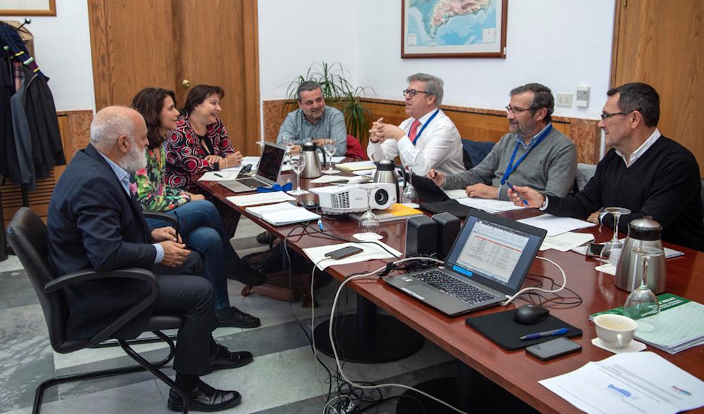 El Jurado. Fuente: Junta de Andalucía
