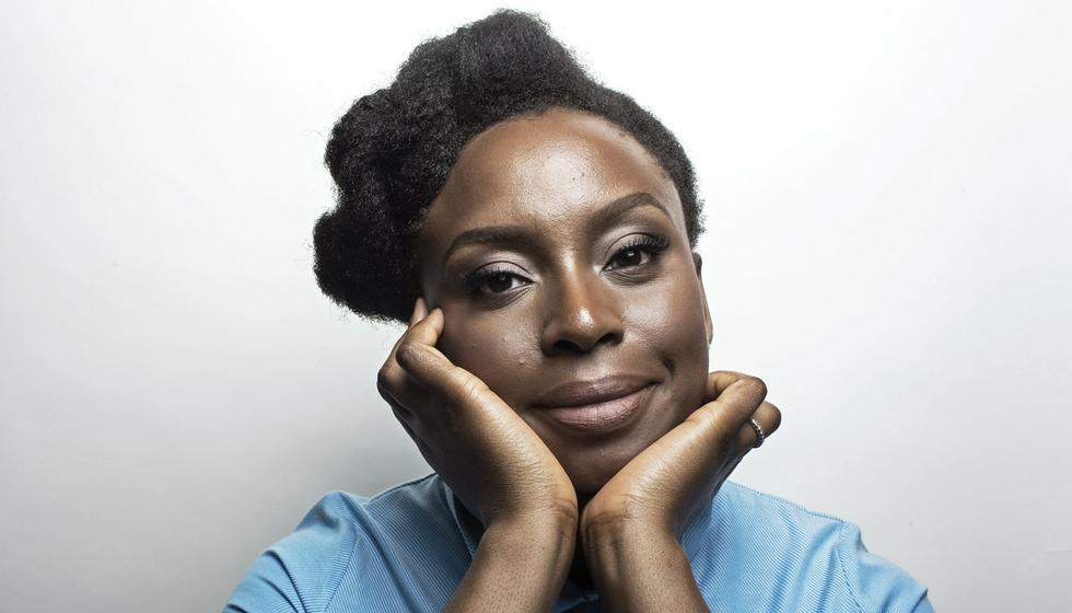 Chimamanda Ngozi Adichie / Oliver Contreras