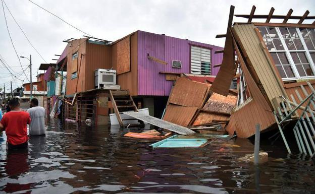 Inundaciones. FUENTE: Hoy