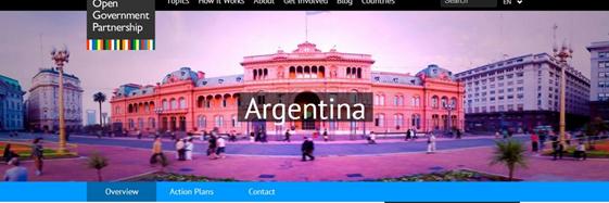 Plan de Acción de Gobierno Abierto de Argentina